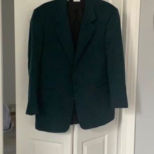 Cashmere men's sport jacket